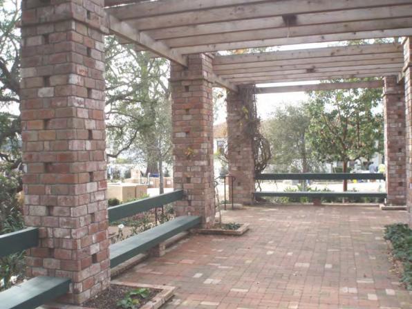 El Encanto Hotel Historic Arbor Restoration