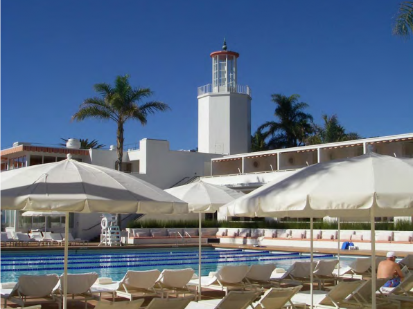Historic Coral Casino Santa Barbara